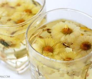 过夜的菊花茶能喝吗