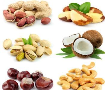 我们常见的各坚果的营养功效是什么