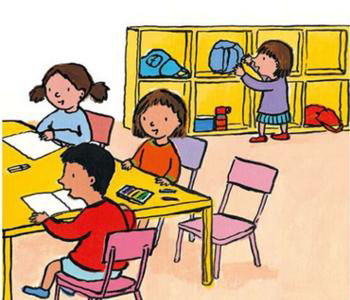 儿童入学前要做什么准备
