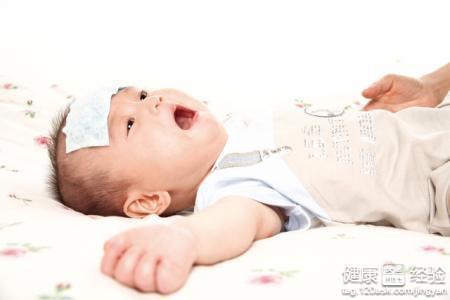 發燒寶寶怎樣喝水