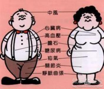 女性防止肥胖