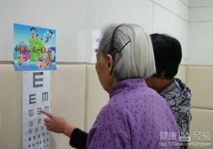 近视/3老年人多有老花眼,这种人近视力比较差,远视力很好,年龄越大...