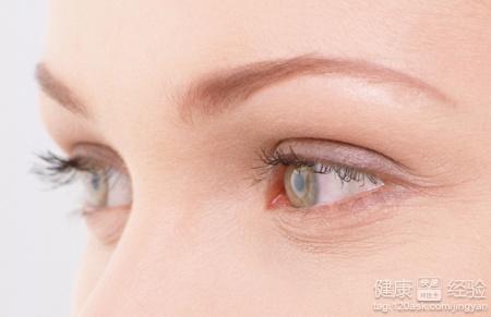 预防眼睛肿