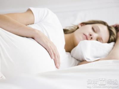 孕妇为什么要左卧睡觉呢?