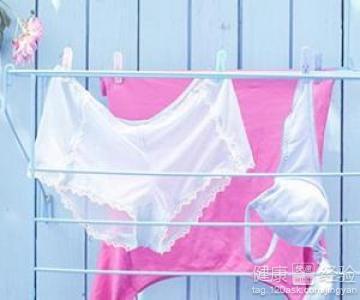 女性应该怎样洗内衣?