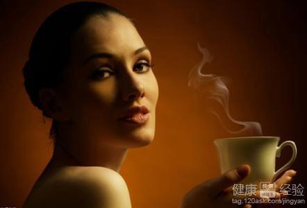 女士喝咖啡好不好
