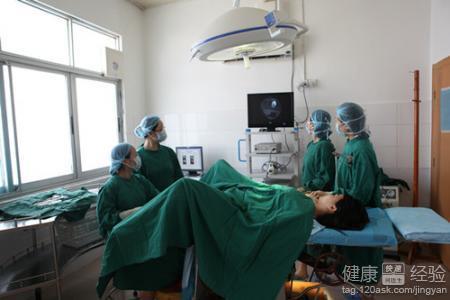 视频妇产科三合诊检查