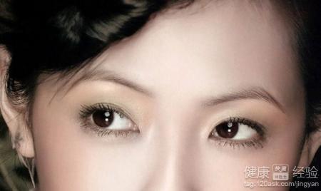 眼睛/1青光眼的症状是眼睛有不明原因的视力下降造成。
