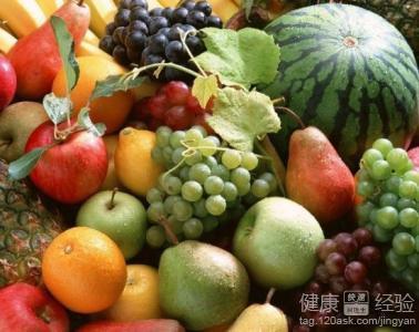 哪些水果蔬菜是补血补钙