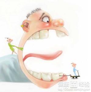 拔牙后嘴角下麻木是怎么回事