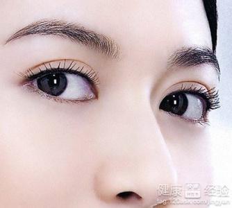 我自认为单眼皮没有什么不好                    为双眼皮更加好看一图片