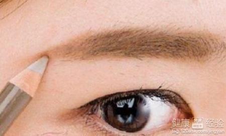 男孩子眉毛的画法详细图解