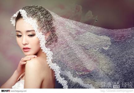 盘点中式新娘妆造型图片让你做个最美的新娘图片