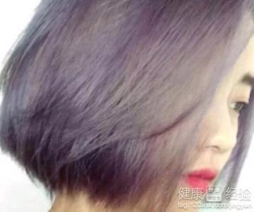 白头发染什么颜色好图片