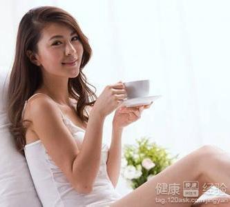 来月经喝减肥茶吸烟与减脂图片