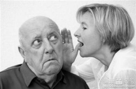 预防老年人耳聋的中药