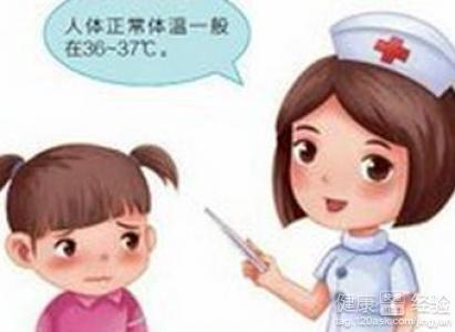 7岁儿童的正常体温试多少?图片