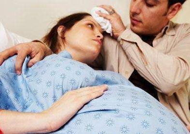孕妈小心成为难产危险族群