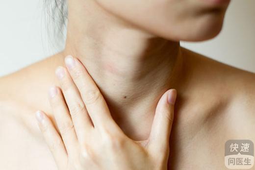 甲状腺结节转移的症状