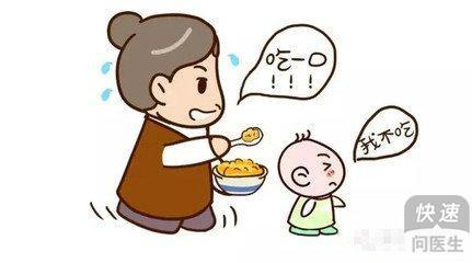 家长也不要批评或者打骂孩子,这样反而会影响孩子吃饭的心情.图片