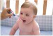 给宝宝灌药最好的方法 护理保健常见问题