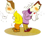 咳嗽伴体重减轻