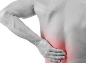 反射性腰痛