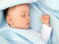 婴儿睡觉出汗