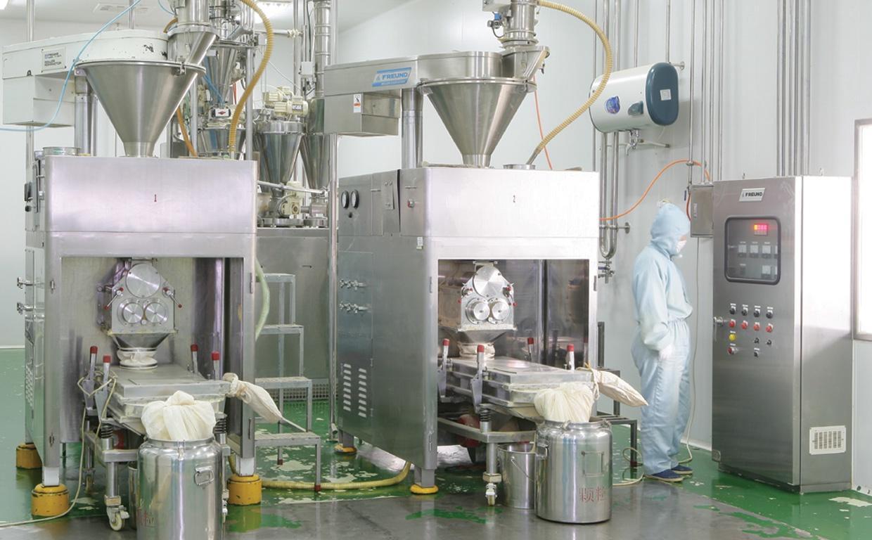 2005日本干式造粒机生产线