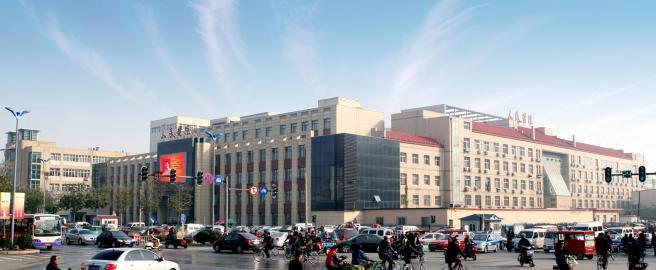 滄州市人民醫院腫瘤生物醫學科
