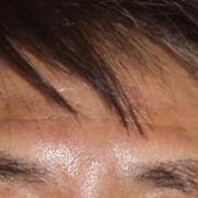 虽然老了,眉毛还是不能不有啊
